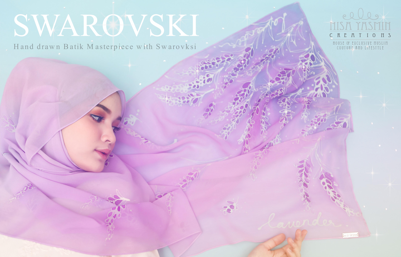 swarovski batik teaser