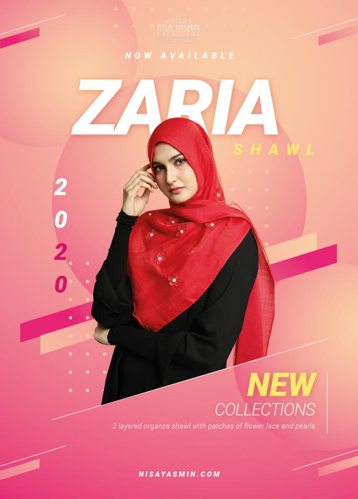 Zaria Shawl
